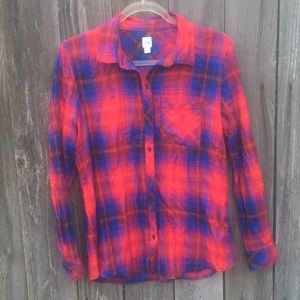 GAP Soft Flannel Sz S